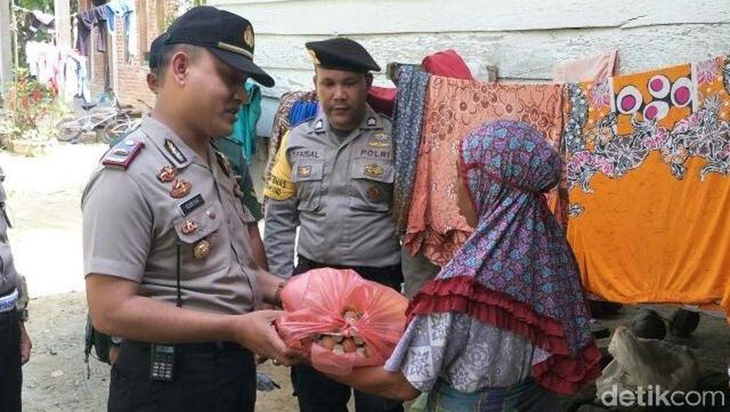 Kisah Polisi di Aceh Sisihkan Rp 1.000/Hari untuk Bantu Warga Miskin