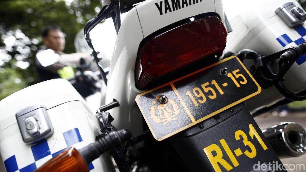 Suara Kecil Polisi Patwal