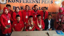 Usai Daftar ke KPU, Bupati Cirebon Klaim Keberhasilan Periodenya