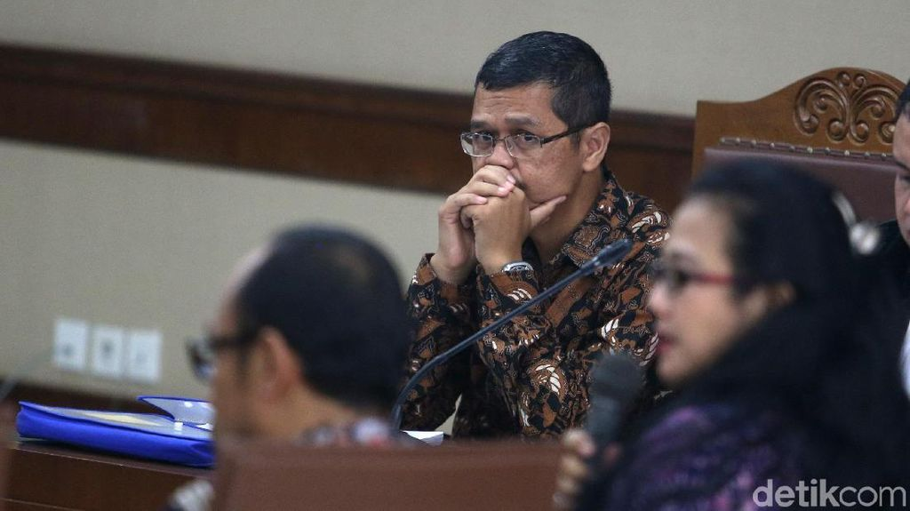 Jaksa KPK Minta Hak Politik Politikus PKS Yudi Widiana Dicabut