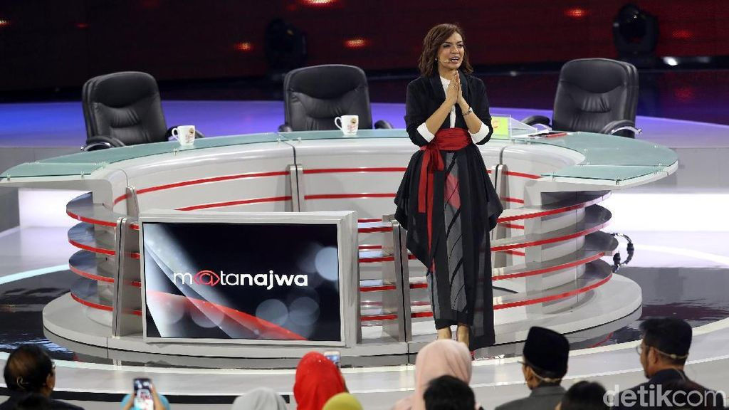 Ketika Para Tokoh Negeri Hadir di Mata Najwa Trans7