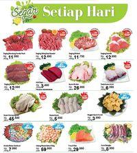 Produk Segar Setiap Hari Mulai Daging Sampai Ayam di Transmart