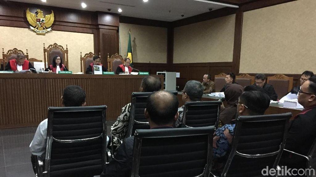 Pejabat PT Jasa Marga Akui Auditor BPK Minta Servis Karaoke