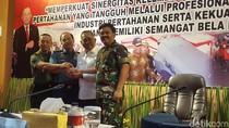 Rapim dengan Panglima TNI, Menhan Tekankan soal Loyalitas