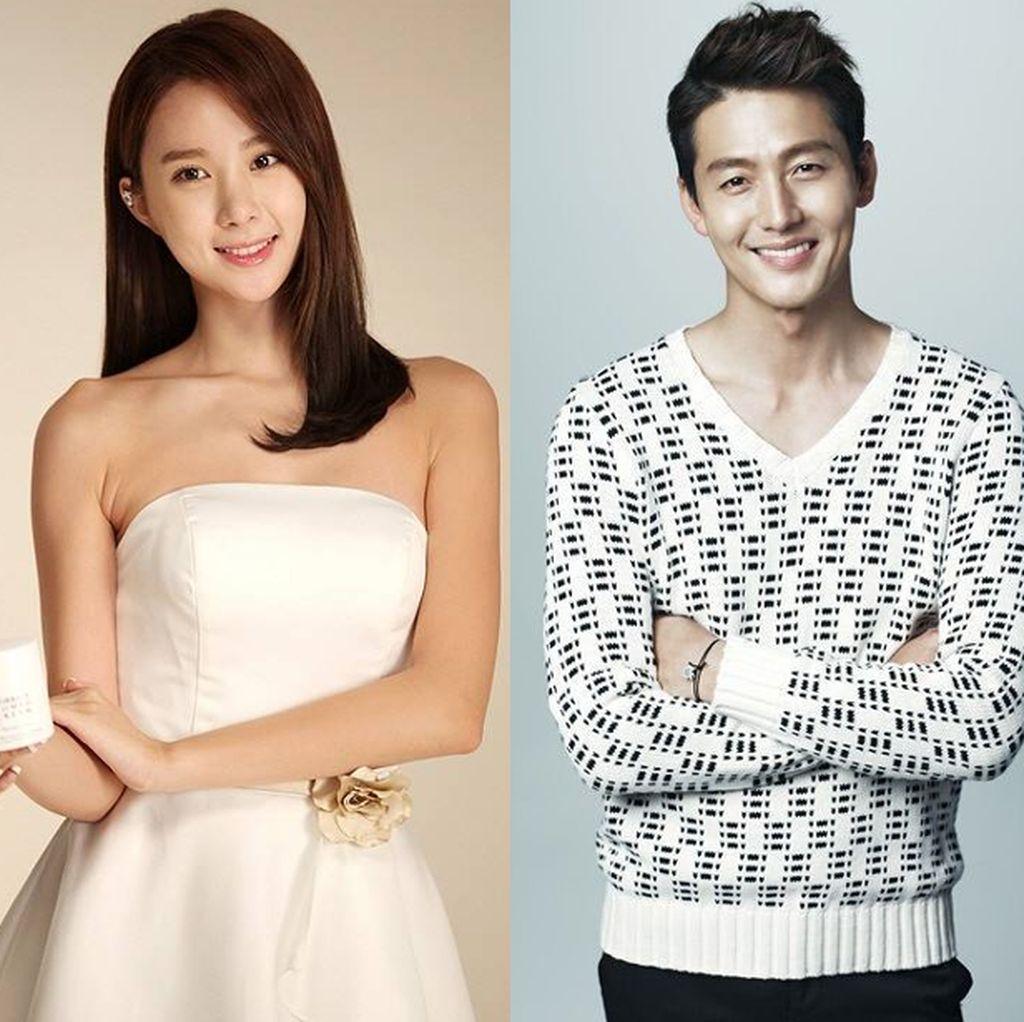 Lee Jung Jin Dan Euaerin Eks 9MUSES Resmi Pacaran