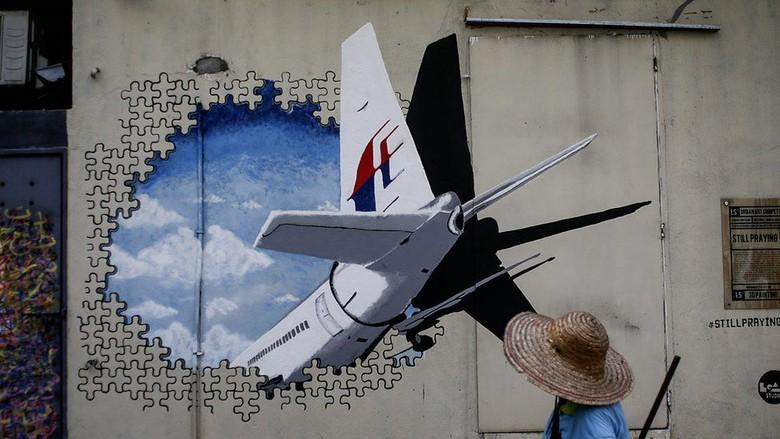 Keluarga Korban Sambut Pencarian Kembali MH370 yang Sempat Dihentikan