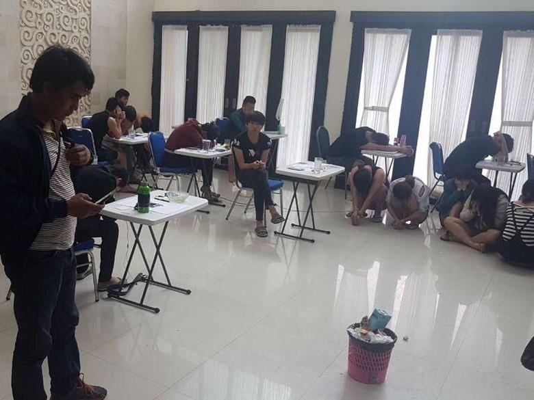 Sejumlah WNA di Rumah Mewah di Bali Digerebek Terkait Cyber Fraud