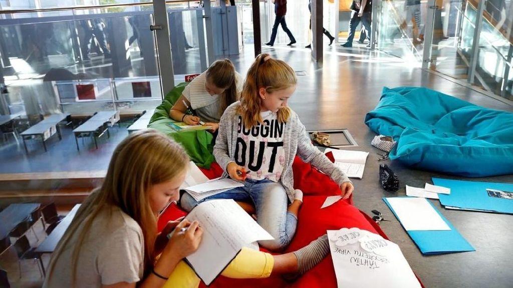 Potret Pendidikan di Finlandia yang Ingin Ditiru Sandiaga