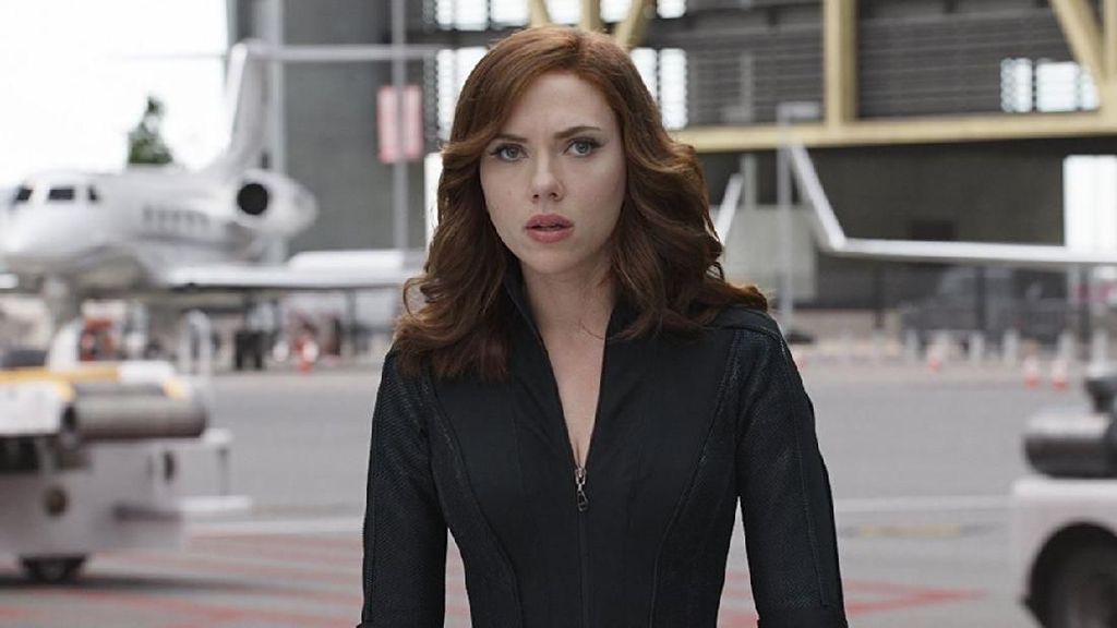 Transformasi Gaya Rambut Black Widow dari Film ke Film