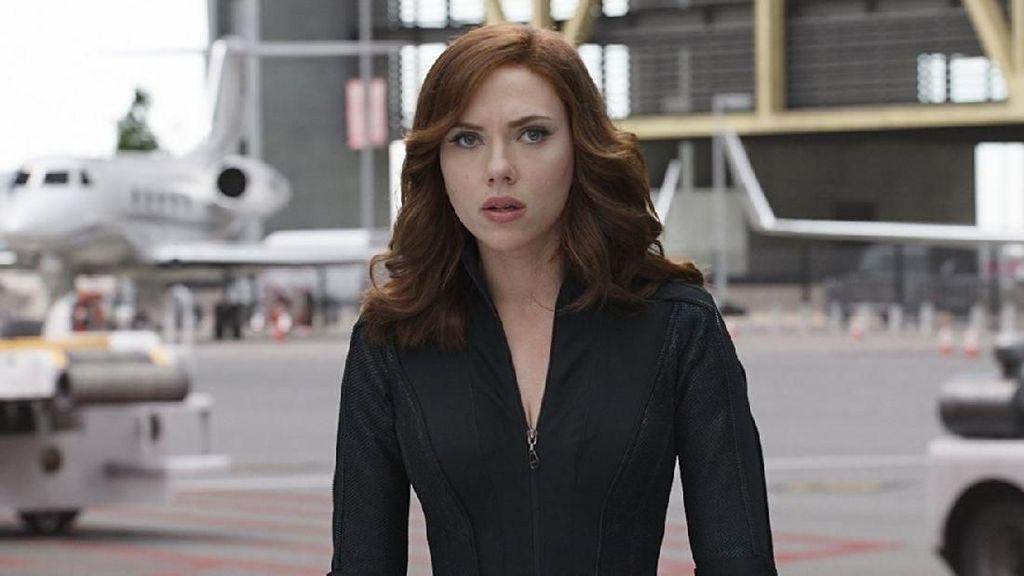 Transformasi Gaya Rambut Black Widow dari Film ke Film