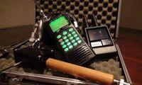 Alat-alat yang digunakan detektif yang bisa dicoba pengunjung (Detective Bar Progrees)