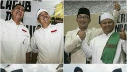 KPU Jabar Baru Terima Tembusan Cuti Deddy Mizwar dan Ridwan Kamil