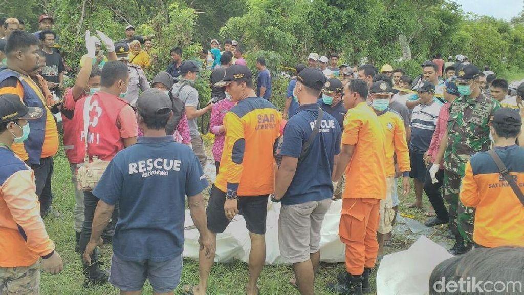 Foto: Penemuan Mayat di Dalam Sumur yang Hebohkan Warga Kulon Progo
