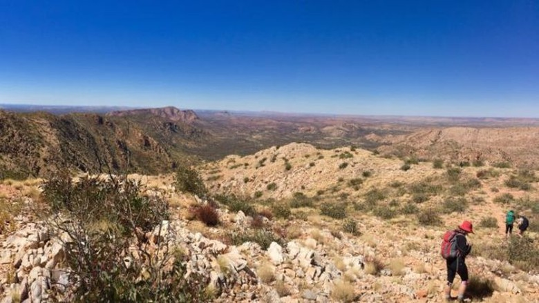Salah Ambil Jalur, Turis Amerika Tewas Saat Hiking di Australia