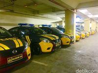 Mobil patroli baru Polda Metro Jaya