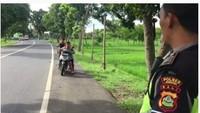 Kids Zaman Now Pura-pura Motor Rusak untuk Hindari Tilang