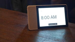 Lenovo Smart Display, Google Assistant dengan Layar