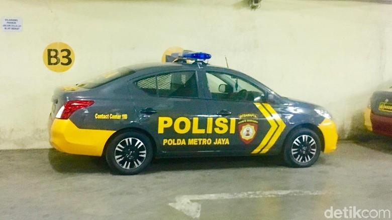 Polda Metro Punya 150 Unit Mobil Patroli Baru