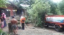 Ribuan Warga Dua Kecamatan di Situbondo Kesulitan Air Bersih