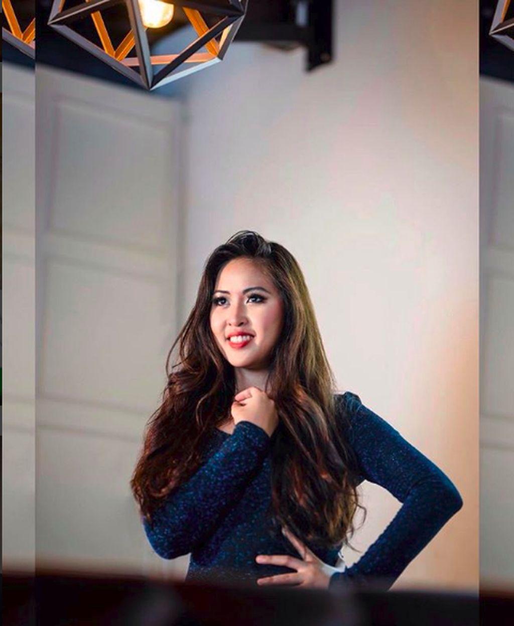 Kompetisi Miss Internet ini sudah tercetus dari 2013, namun baru skala Bali saja. Baru 2017, dinaikkan ke tingkat nasional. Foto: Instagram @marsyagusman
