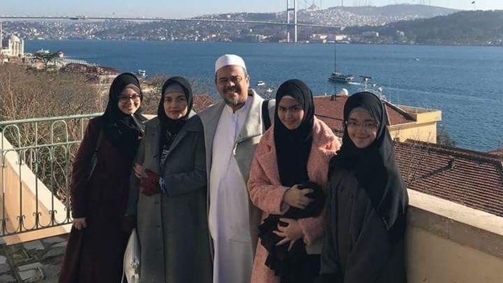 Inikah Tempat Habib Rizieq Berfoto di Turki?