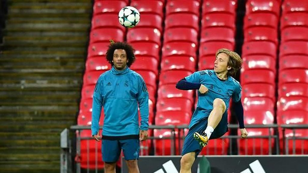 Tak Mau Masalah Pajaknya Berlarut-larut, Marcelo dan Modric Pilih Bayar Denda