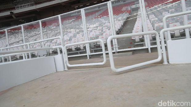 Stadion Utama GBK Sudah Lebih Ramah Disabilitas