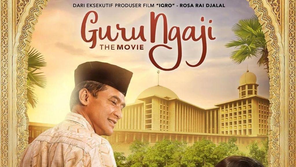 Poster Film Terbaru Donny Damara Perankan Guru Ngaji