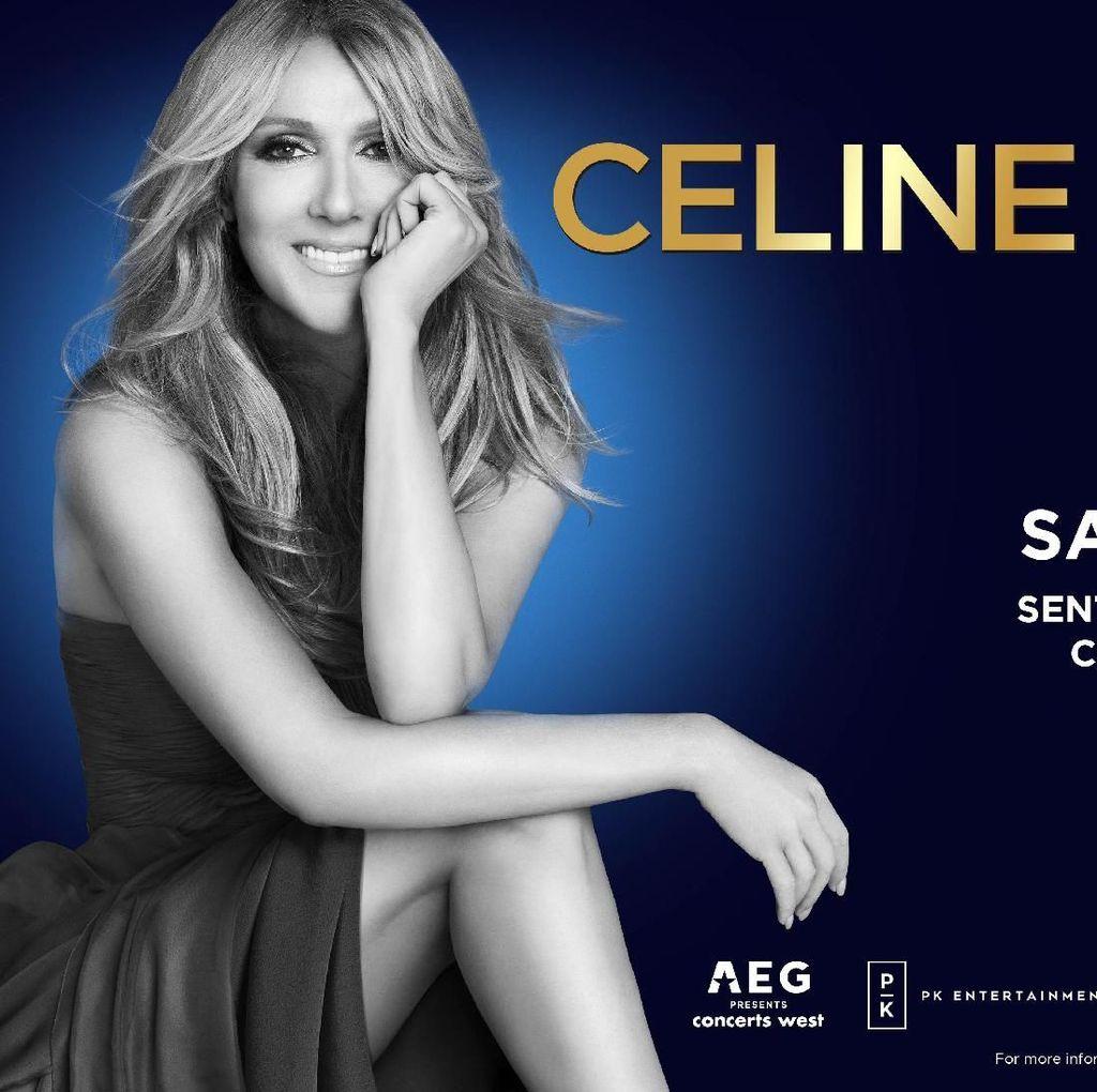 Mau Nonton Konser Celine Dion? Ini Harga Tiketnya