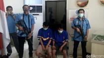 BNN Banten Musnahkan 1 Kg Sabu
