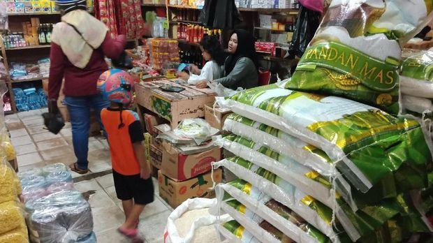 Beras di Tarakan Capai Rp 15.000/kg