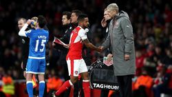 Wenger Mengenang 12 Tahun Kebersamaan dengan Walcott