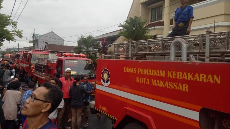 Pabrik Tahu Meledak di Makassar, Warga Panik
