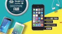 Mudah Beli Smartphone dengan Diskon 5% Kartu Kredit di Transmart