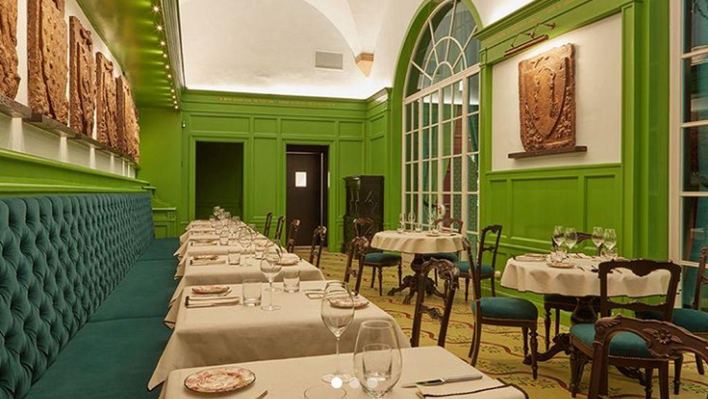 Rambah Bisnis Kuliner, Gucci Buka Restoran di Florence
