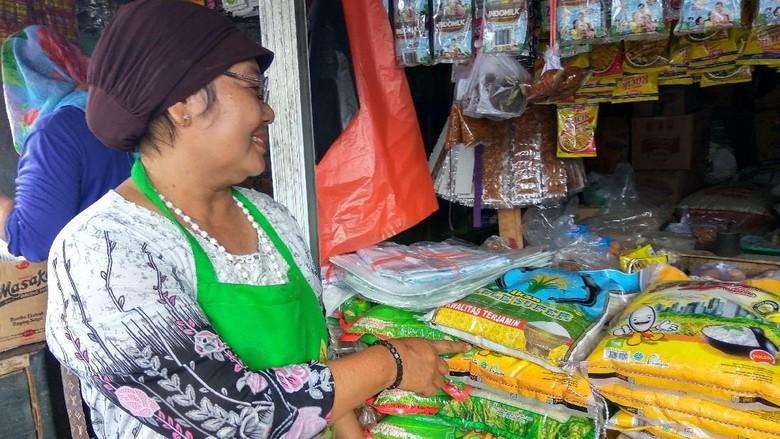 Harga Beras di Sidoarjo Masih Mahal Meski Bulog Sudah Operasi Pasar