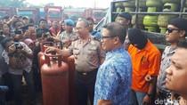 Polri Buru Pelaku Pengoplos Gas: Jika Ketahuan akan Dihukum Berat!