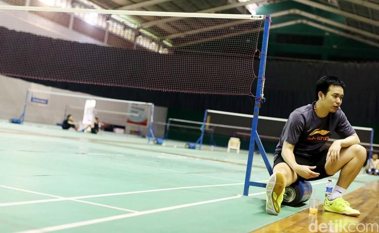 Magang di Pelatnas, Hendra Setiawan Bidik Piala Thomas dan All England