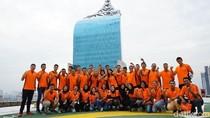 Jakarta BNI Taplus Bidik Juara Proliga 2018