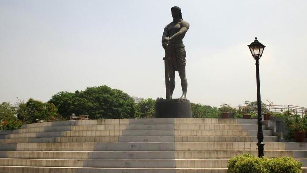 Begini Wujud Pahlawan Nasional Pertama Filipina