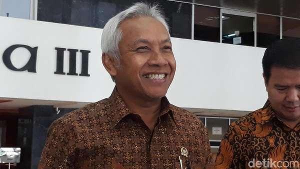 Pimpinan DPR Kritik Koordinasi Jokowi dan Yasonna soal UU MD3