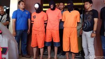 Polisi Tangkap Tiga Wartawan Gadungan Pemeras Kades di Garut