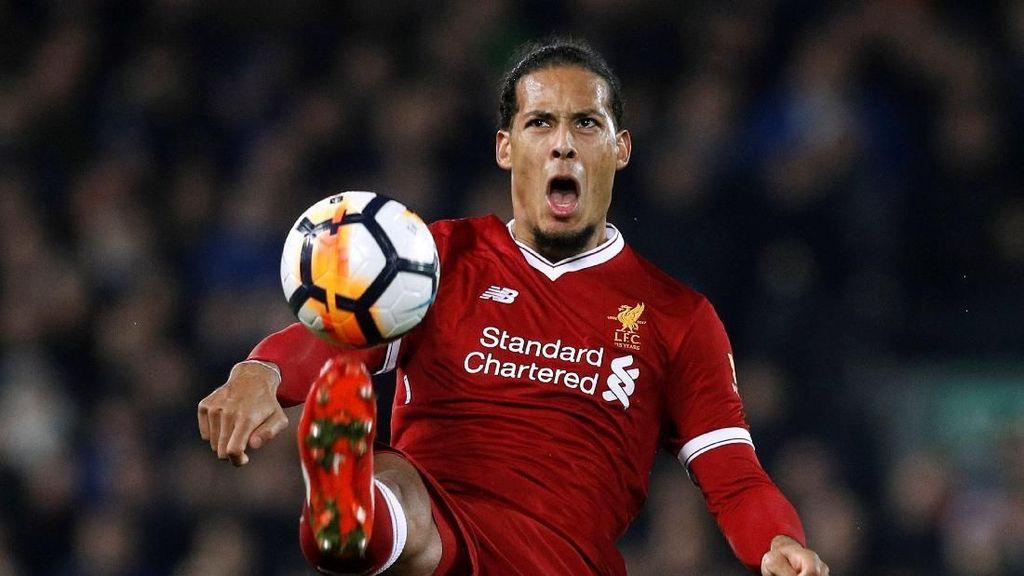 Ini Alasan Van Dijk Pilih Liverpool Ketimbang City dan Chelsea