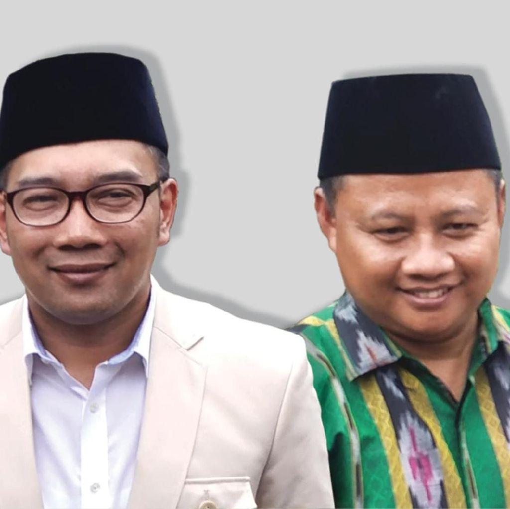 Di Bogor, Ketum PPP Perkenalkan Cawagub Uu Sebagai Pemimpin Muda