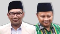 Survei SMRC: Ridwan Kamil-Uu Kalahkan Deddy-Dedi