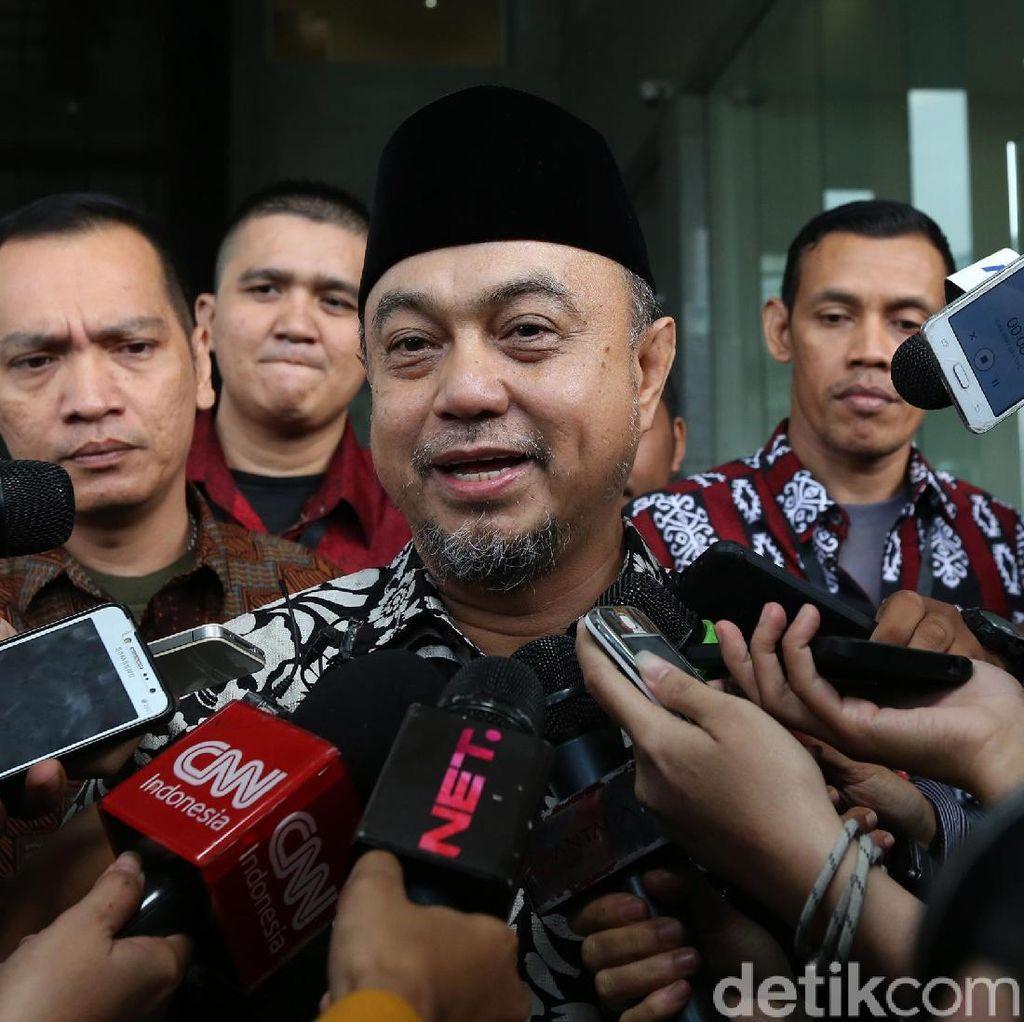 PKS Minta KPK Buktikan Ucapan Novanto Soal Tamsil Linrung