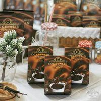 Di Tengah Tren Kopi, Wanita Ini Jual Minuman Cokelat Beromzet Rp 50 Juta/Bulan