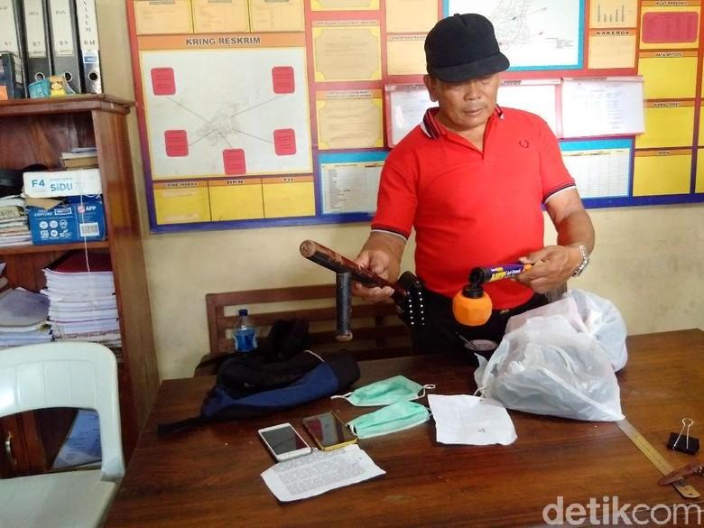 Siswa SMP Coba Rampas Taksi di Sleman Diduga Sudah Direncanakan