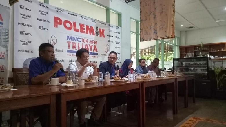 Arief Budiman: KPU Seperti Kerja di Akuarium, Terpleset Dikit Dicaci