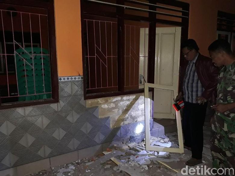 Balai Desa Guluk-Guluk Sumenep Dilempar Petasan, Satu Ruangan Rusak